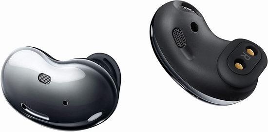 历史最低价!Samsung 三星 Galaxy Buds Live 真无线降噪耳机5.2折 129.98加元包邮!2色可选!