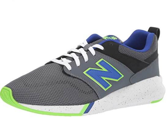 白菜价!New Balance 009 V1男士跑鞋 37.68加元(8码/9码),原价 95.24加元,包邮