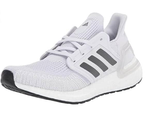 Adidas Ultraboost 20男士跑鞋 92.73加元(5.5码),原价 250加元,包邮