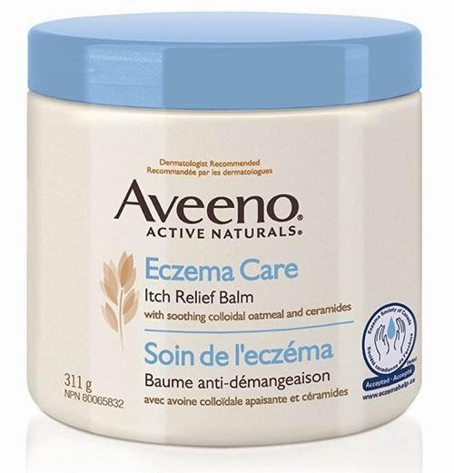 Aveeno 燕麦乳湿疹止痒霜 15.95加元,原价 19.97加元