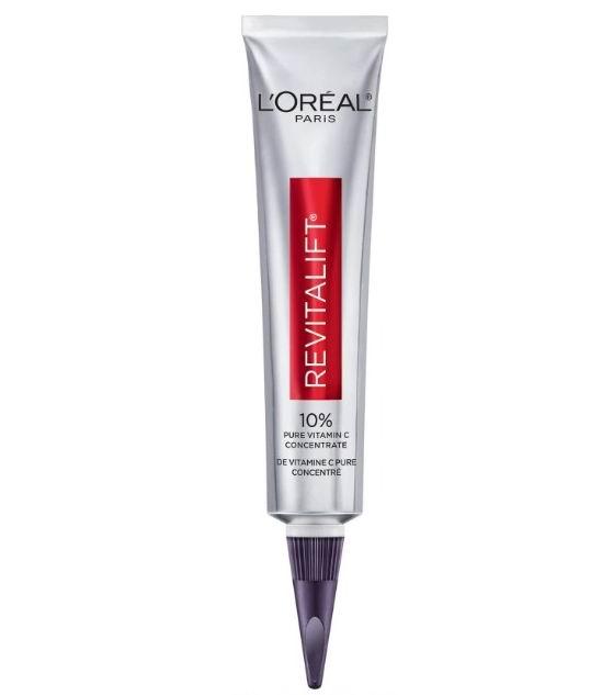 L'Oréal Paris Revitalift 10%维C美白抗氧化精华30毫升 22.22加元