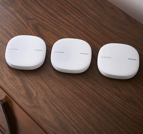 历史新低!Samsung SmartThings 智能Wi-Fi 3个装 7.5折 259.99加元,原价 399加元,包邮