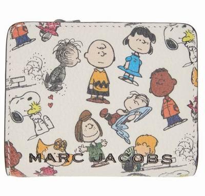 Peanuts X Marc Jacobs合作系列 70加元起特卖,快把可爱带回家!入爆款经典宽带相机包