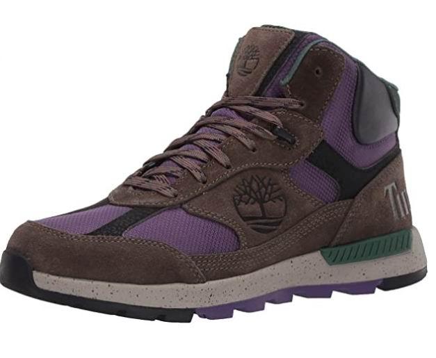 Timberland Field Trekker Mid男士系带登山靴 55.5-67.42加元(8.5-10码),原价 130加元,包邮