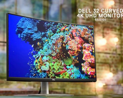 Dell 折扣区显示器 6.1折+额外9折+包邮,折后低至 98.99加元