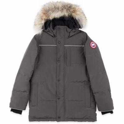 补货!Canada Goose 成人儿童羽绒服全场8.5折!抢明星人手一件的抗寒神鹅、远征系列!