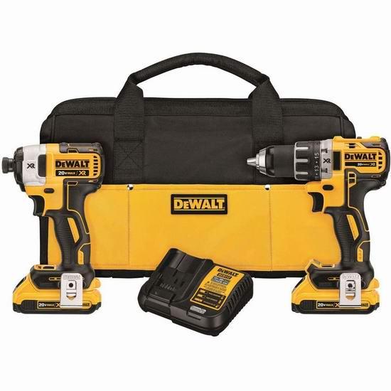 精选多款 DeWALT 得伟 电动工具及配件4.2折起!会员专享!