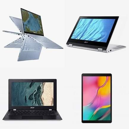 精选多款 Samsung、Acer、ASUS、HP 等品牌平板电脑、Chromebook笔记本电脑6折起,低至149.99加元!会员专享!