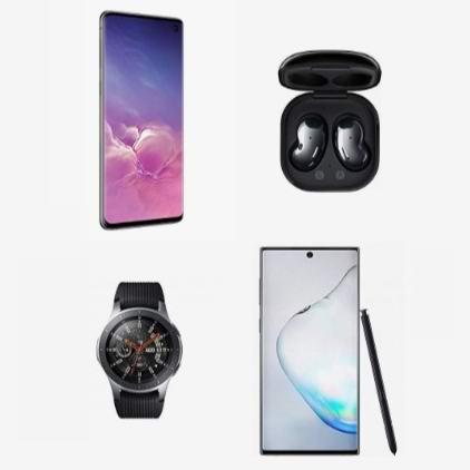 精选 Samsung 三星 Galaxy 智能手机、智能手表、真无线耳机7.3折起!会员专享!
