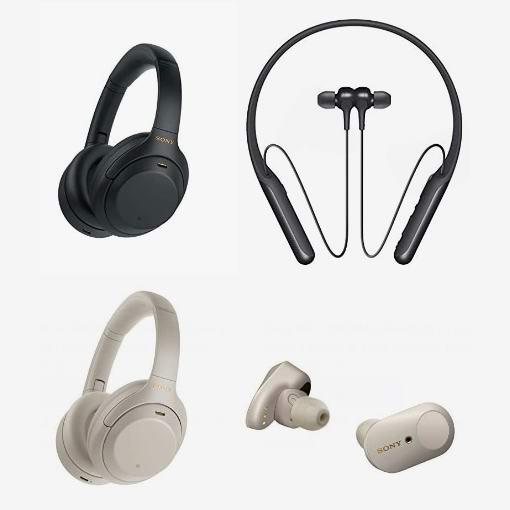 精选多款 Sony 索尼 蓝牙无线头戴式耳机、真无线耳机、运动耳机4.4折起!会员专享!