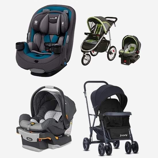 精选 Graco、Safety 1st、BRITAX、Summer Infant、Joovy 婴儿推车、安全座椅、婴儿提篮、妈妈包等6折起!会员专享!仅限今日!