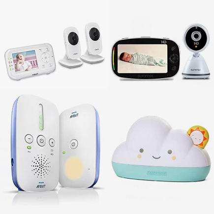 精选多款 VTech、Summer Infant 等品牌婴幼儿监控、监护器、宝宝闹钟、安抚玩具5.8折起!会员专享!