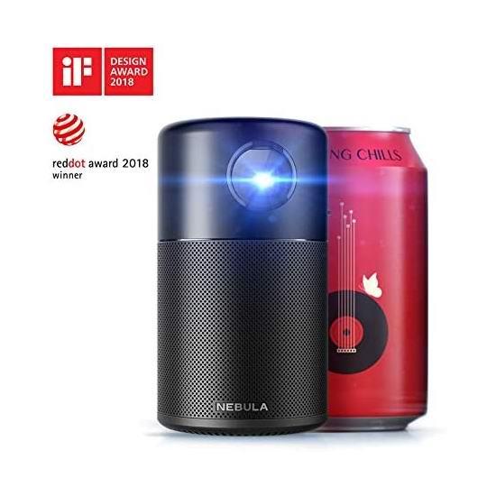 口袋里的家庭影院!精选多款 Anker Nebula 智能掌上Wi-Fi投影机全部7折,低至349.99加元!