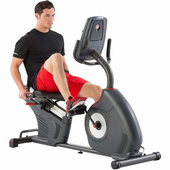 Schwinn 270 卧式健身自行车 666.31加元包邮!