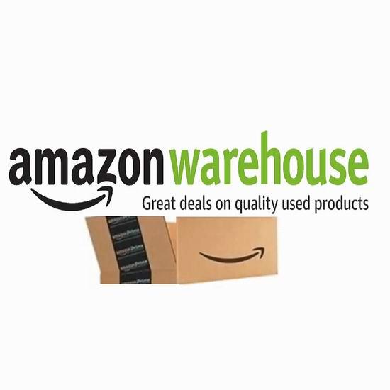 Amazon Warehouse 全场翻新及开箱产品额外8折!会员专享!