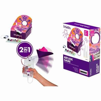 超级白菜!精选多款 littleBits 发明家益智玩具 儿童电子积木套装1.1折起!低至5.65加元!