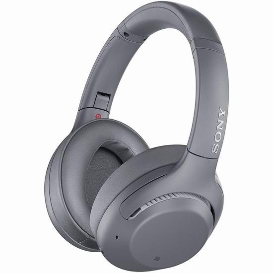 历史最低价!Sony 索尼 WH-XB900N/L 超重低音 无线降噪耳机4.8折 168加元包邮!3色可选!