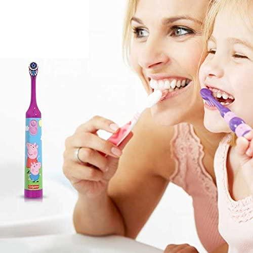 Colgate 高露洁卡通系列 小猪佩奇 儿童电动牙刷6折 5.67加元!3款可选!