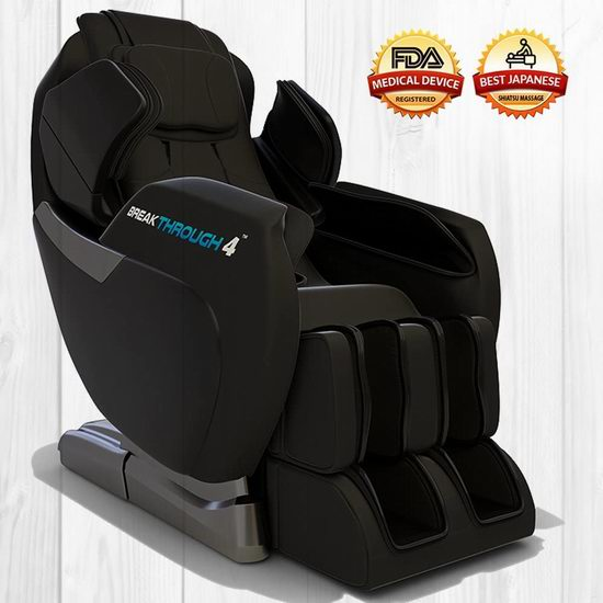 Medical Breakthrough 4 v2 顶级超舒适 零重力按摩椅 3759.28加元包邮!