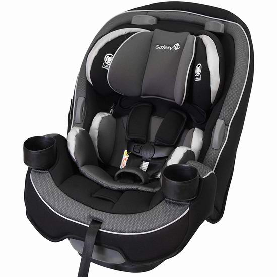 Safety 1st Grow and Go 3合1婴幼儿汽车安全座椅6.2折 179.97加元包邮!