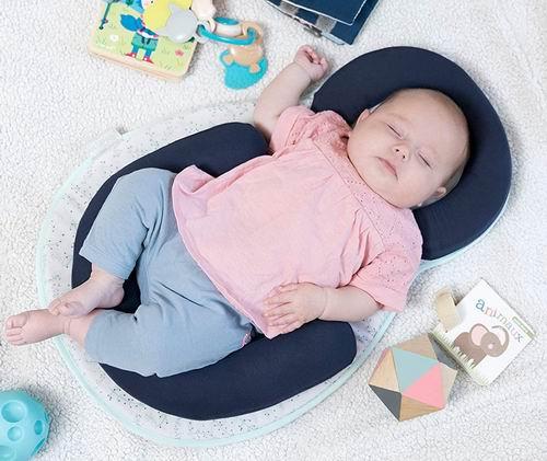 Babymoov Cosydream婴儿睡垫 7.5折 52.4加元+包邮 ,防吐奶 定型枕头 舒适入睡