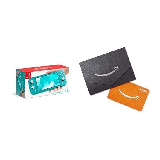 Nintendo 任天堂 Switch Lite 便携式掌上游戏机 259.99加元包邮+送价值30加元亚马逊礼品卡!4色可选!