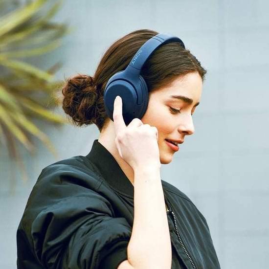 历史新低!Sony 索尼 WH-XB900N/L 超重低音 无线降噪耳机4.8折 168加元包邮!