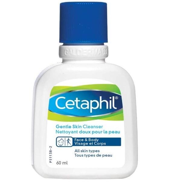 Cetaphil 丝塔芙 温和型洗面奶 60毫升 2.84加元