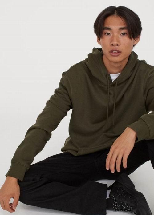 H&M 精选男士卫衣、外套、西装、裤装 3折 10.99加元起!封面款16.99加元