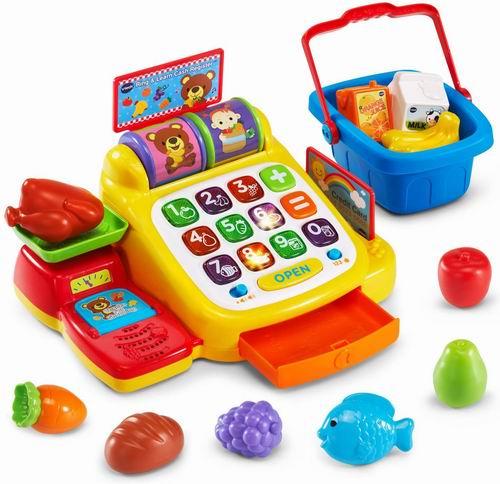 VTech 伟易达 Ring and Learn 儿童收银台玩具套装5.7折 17.2加元!