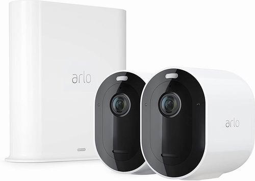 会员专享:Arlo Pro 3 爱洛家用户外监控摄像头 7.6折 228.99加元起!
