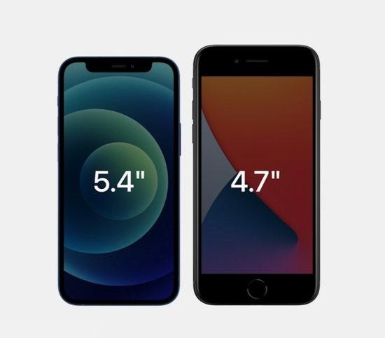 购苹果 iPhone 12 / Mini 智能手机,送价值75加元礼品卡!