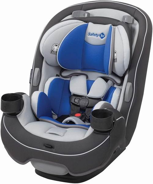 Safety 1st Grow and Go 3合1婴幼儿汽车安全座椅 6.6折 189.99加元包邮!多色可选!