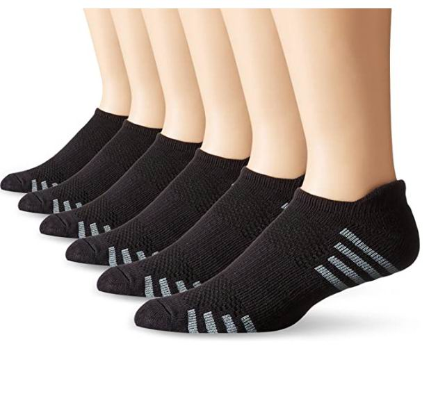 Hanes FreshIQ 男士短袜6双 13.71加元起,2色可选
