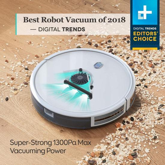 历史新低!Eufy RoboVac 11S 超薄扫地机器人 199.99加元包邮!