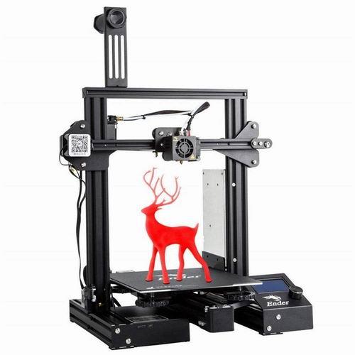 为创意而生!Creality 3D Ender 3 Pro 升级版3D打印机 275.39加元限量特卖并包邮!