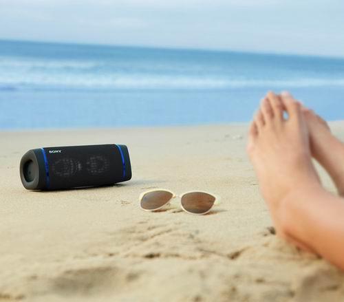 Sony SRS-XB43 Extra BASS便携蓝牙防水音箱 7.1折 248加元,原价 349.99加元,包邮