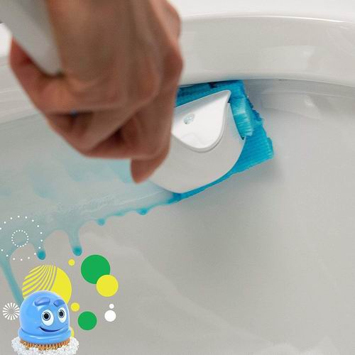 Scrubbing Bubbles 无死角马桶刷+28个刷子垫 8.52加元
