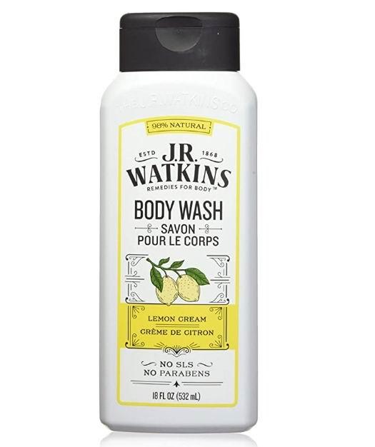 J.R. Watkins柠檬沐浴露 532毫升 6.99加元,原价 8.91加元