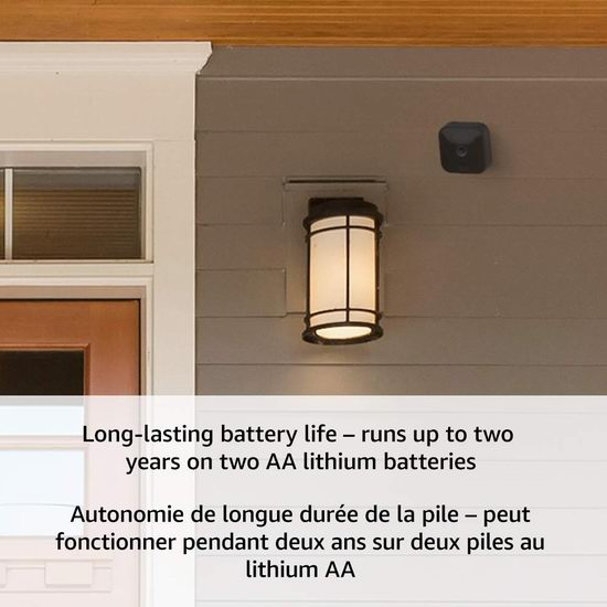 All-new Blink 室内/室外 家用高清安防 智能摄像头 2/5摄像头套装 169.99-369.99加元包邮!