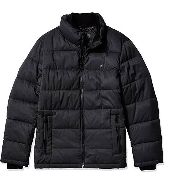 Calvin Klein 男士保暖夹克 58.6加元(M码),原价 103.99加元,包邮