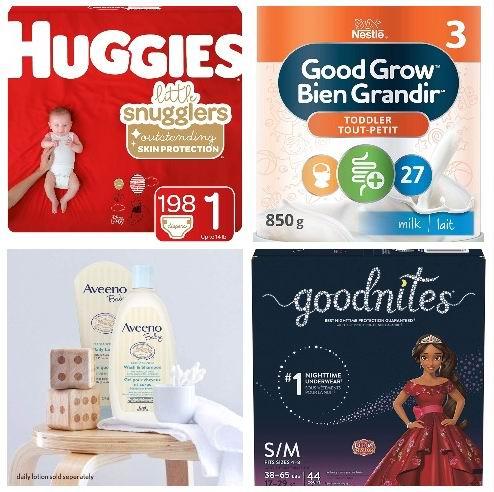 会员专享:精选婴儿奶粉、纸尿裤、婴儿护理产品6折优惠!奶粉12.94加元