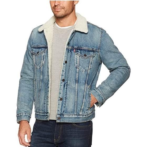 会员专享:精选Levi's 牛仔裤夹克、牛仔裤、T恤 4.8折 17.99加元起
