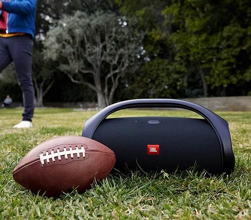 节礼周头条:音乐战神!JBL Boombox Portable  便携式防水蓝牙音箱/低音炮6.9折 379.99加元包邮!