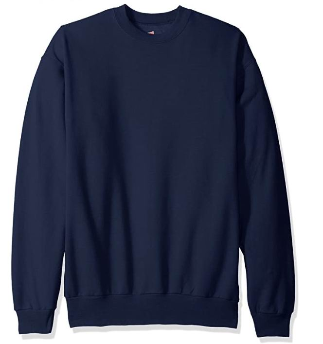 白菜价!Hanes EcoSmart男士运动衫 10.49加元(多色可选),原价 20.39加元