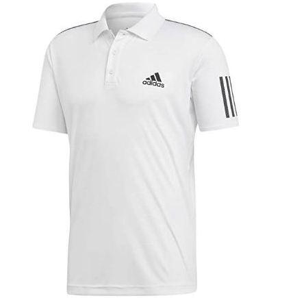 adidas男士三条杠Polo衫 19.88加元(M码),原价 43.18加元