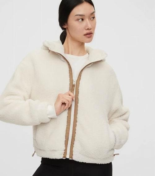 GAP节礼周大促!精选秋冬保温外套、毛衣、卫衣5折起+部分款额外5折!