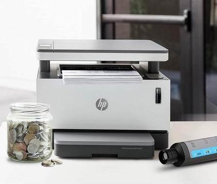 历史最低价!HP Neverstop 1200 MFP 激光打印机 319.99加元,原价 399.99加元,包邮