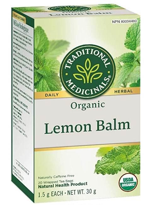 Traditional Medicinals 有机柠檬茶 20包 3.79加元