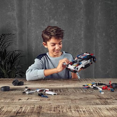 LEGO 乐高 42109 机械组系列 Top Gear 拉力赛车 149.99加元,原价 179.99加元,包邮